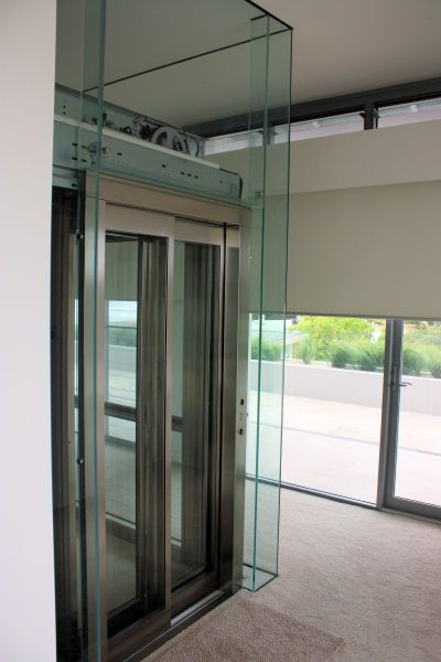 Glass Act Elevator Boutique