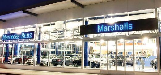 Marshalls – Mercedes Benz
