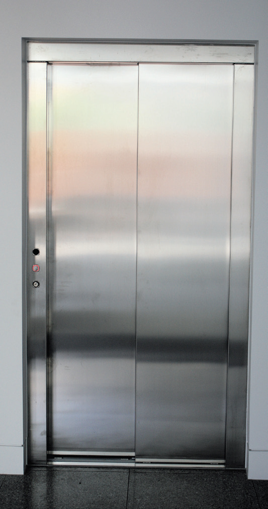 Supermec 3 Doors And Frames Home Elevator
