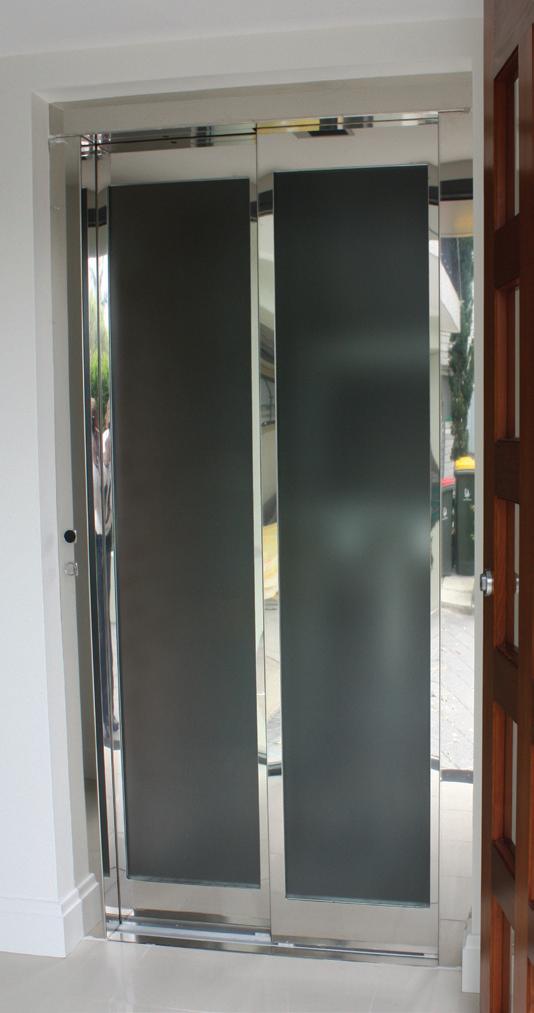 Supermec 3 Doors And Frames Home Elevator Elevator