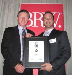 BRW FAST 100 – 2009