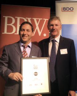 BRW FAST 100 – 2010