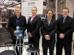 Latest: April 2011 Lift Shop's Market Leadership Confirmed at designEx 2011