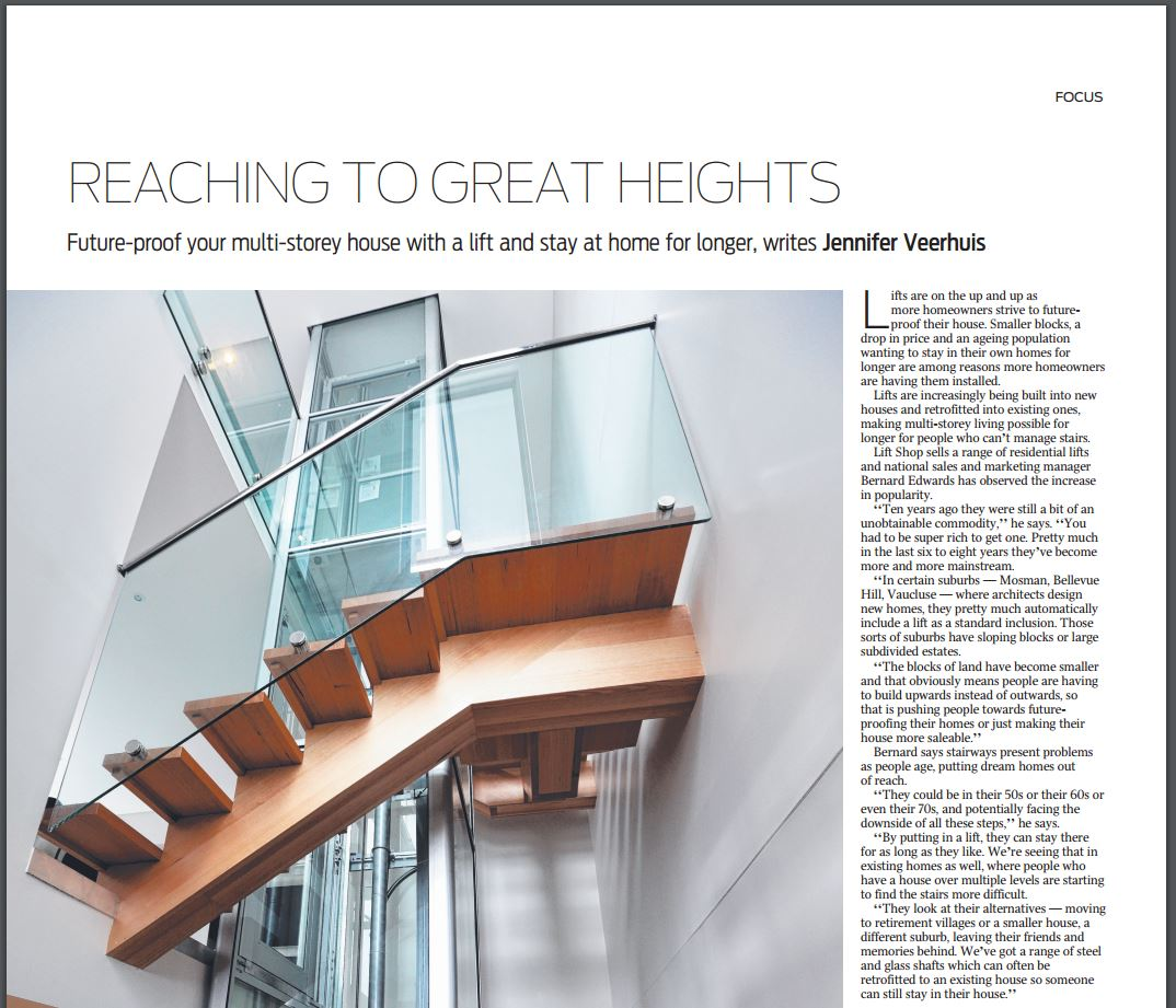 Reaching Great Heights