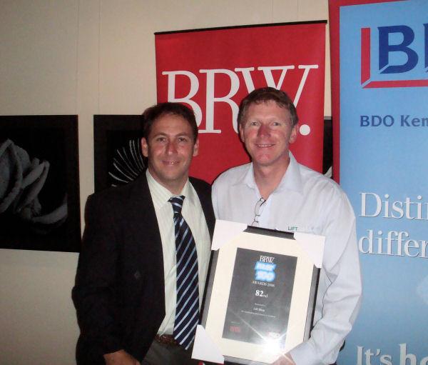 BRW Fast 100 – 2008