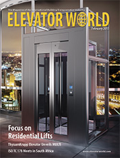 Elevator World – Focus on Residential Lifts