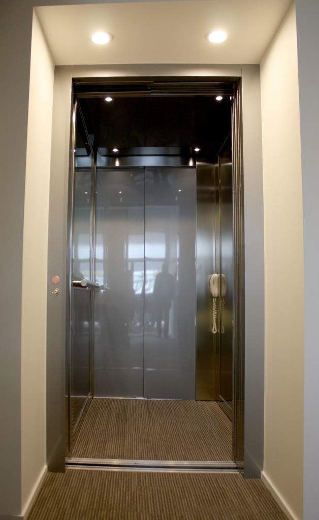 Residential fitout elevator boutique for Home elevators direct