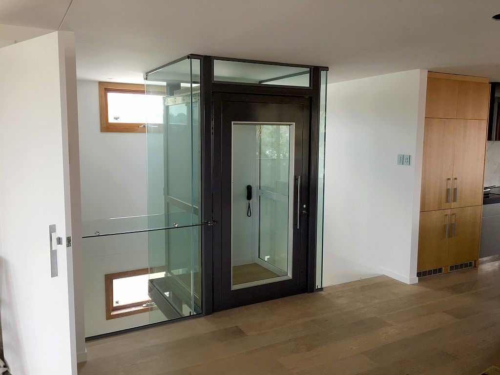 Bulimba beauty residential elevators elevator boutique for Modern home elevators