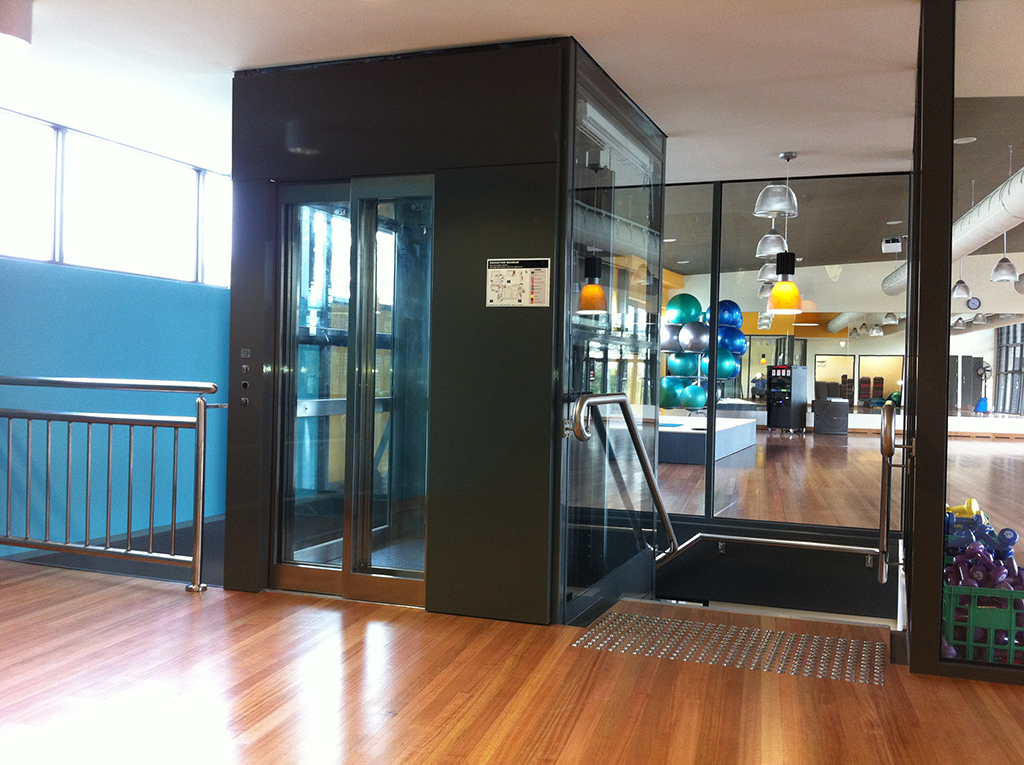 Lifts in Aquatic and Recreation Centres