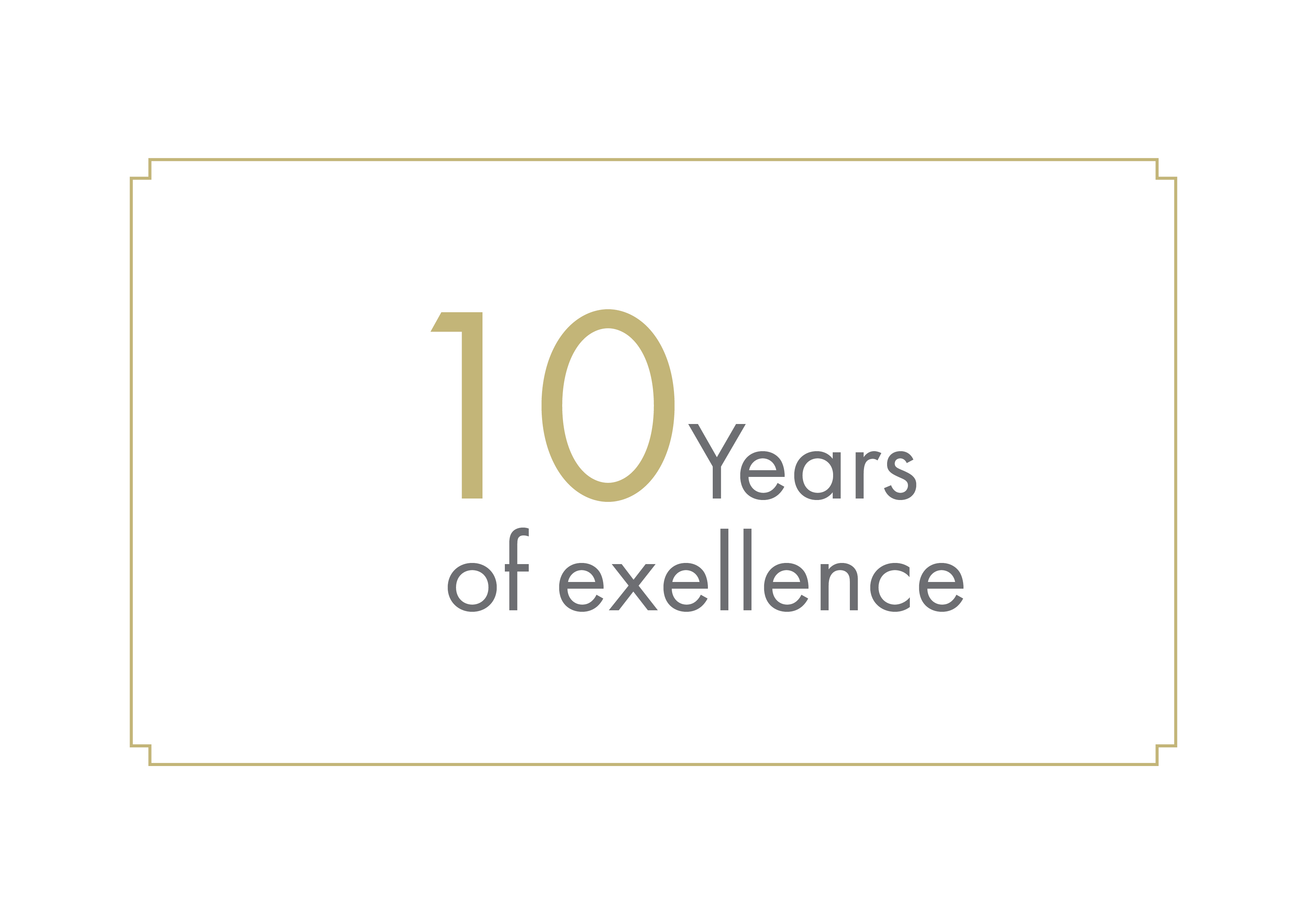 Thank You Victoria – Celebrating 10 Years