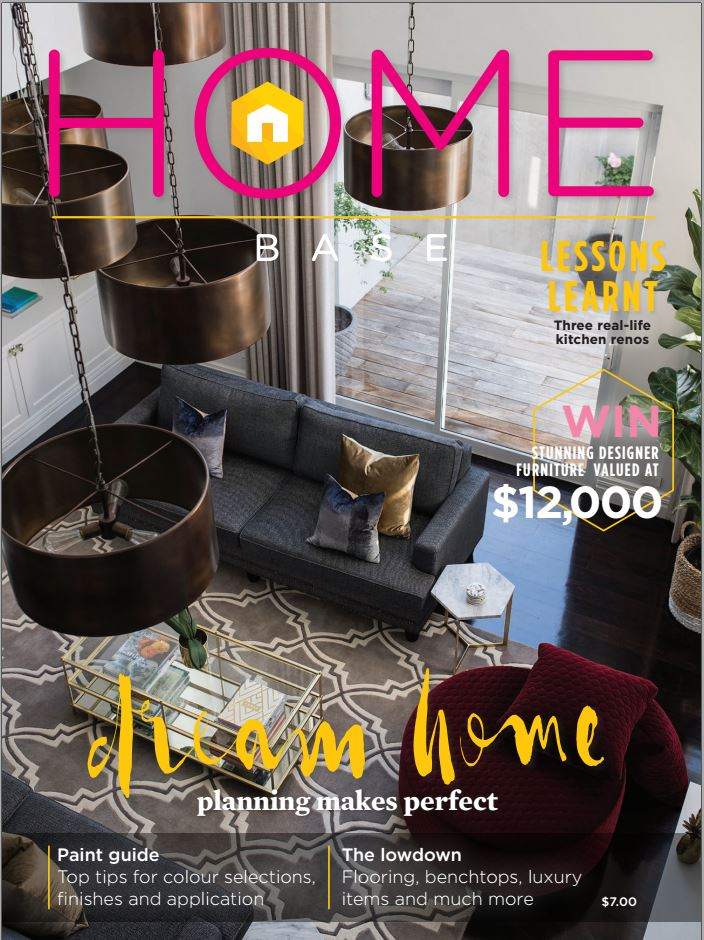 Home Base Magazine – Living The High Life