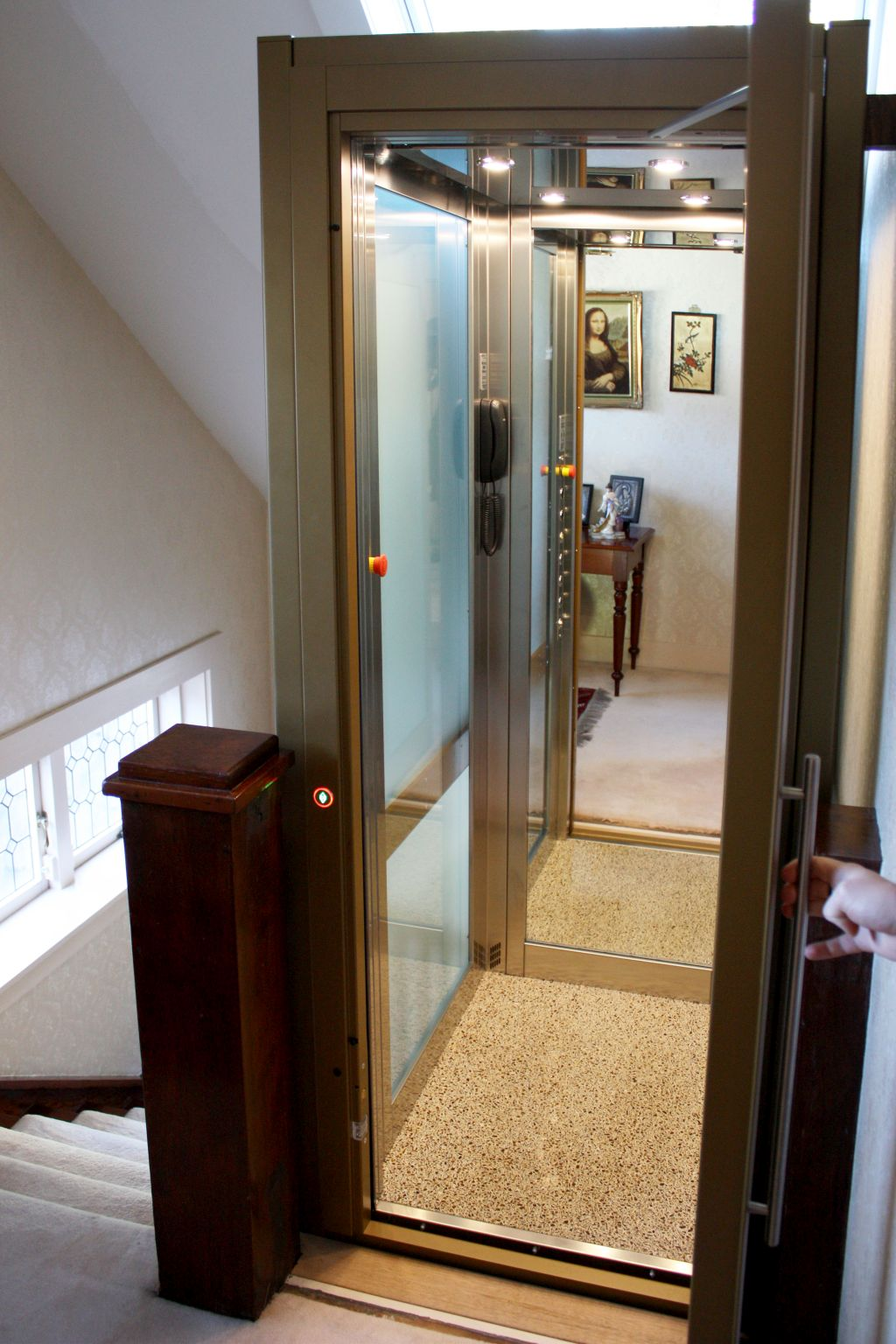 How Small Can An Elevator Be Home Elevators At Elevator